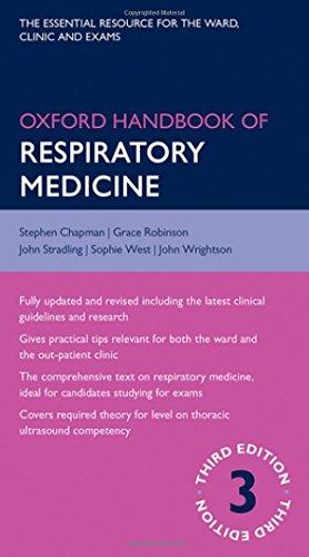 (Oxford Handbook of Respiratory Medicine (Oxford Medical Handbooks))