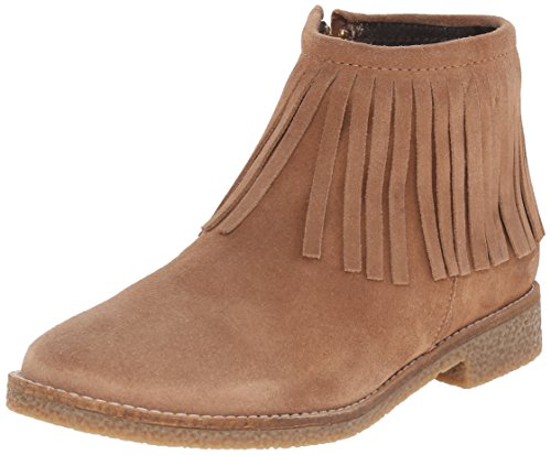 Boho-Chic Vacation & Fall Looks - Standard & Plus Size Styless - Steve Madden Women's Gypsi Boot, Natural Suede, 7.5 M US