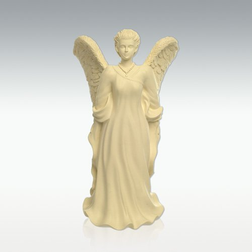 Dignity Angel Stone Keepsake Cremation Urn (Stone Keepsake)