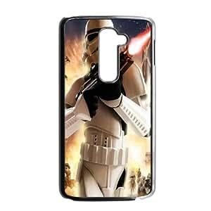 LG G2 Cell Phone Case Black Star Wars xqyt