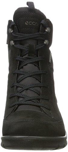 Ecco Dames Babett Laars Laarzen Zwart (black)
