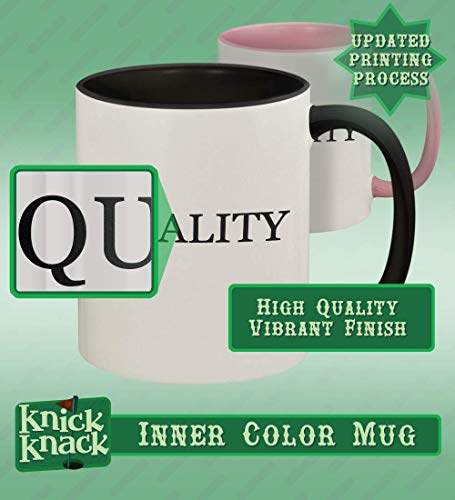 got hoa? - 11oz Ceramic Colored Handle and Inside Coffee Mug Cup, Golden Yellow