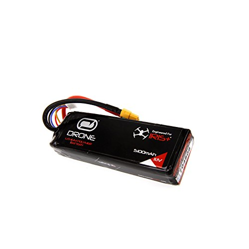 3DR-Iris-3S-5100mAh-111V-RC-LiPo-Drone-Quadcopter-Battery-wXT60-Plug-by-Venom