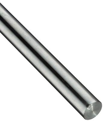 THK Steel Linear Motion Shaft Model SF8, 8mm Diameter x 50mm Length