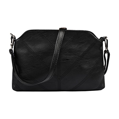 Gaddrt Square Fashion Black Women Bag Handbag Messenger Shoulder Ladies Small Bag Handbag ATFZArxqw