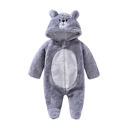 Fairy Baby Baby Animal Outfits Fluffy Onesie Winter Romper Fleece...