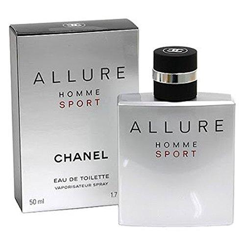Chanel Allure Sport - Chânel Aullure Homme Sport EDT Spray for Man. EDT 1.7 fl oz, 50 ml