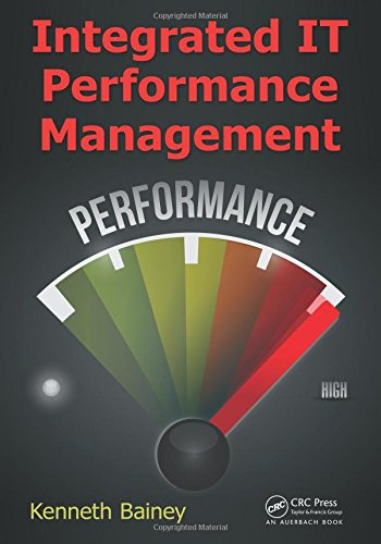 Integrated IT Performance Management by Auerbach Publications