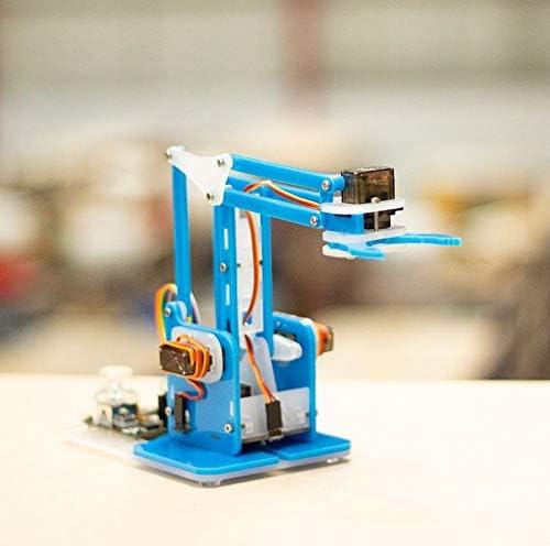 KITRONIK MeArm Roboter Micro-Bit, Blau