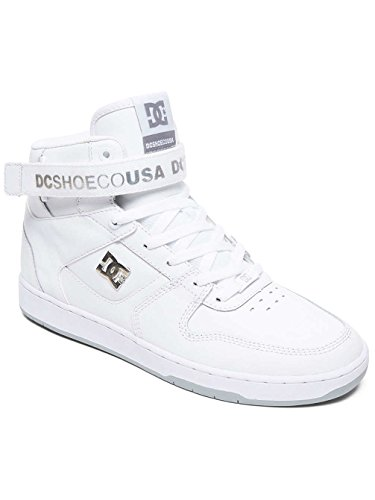 De Dc Shoes Pensford Chaussures Blanc Homme Skateboard Cwv4q7w