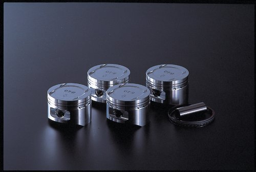Tomei FORGED PISTON KIT CA18DET 84.0mm - PISTON