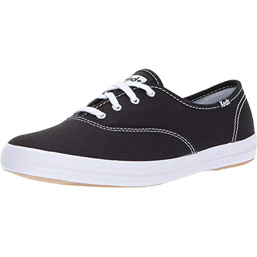 Keds Women's Champion Oxford CVO Fashion Sneaker Black 11 M US