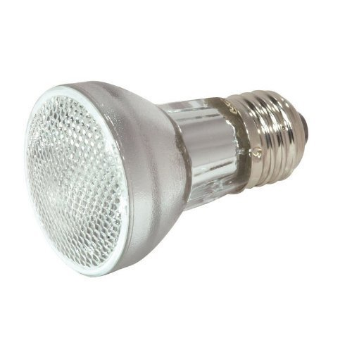 Satco S2204 75PAR16/HAL/NSP 75-watt PAR16 Halogen Narrow Spot, 6-Pack (Par16 Halogen Narrow Spot)