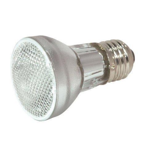 (Satco S2204 75PAR16/HAL/NSP 75-watt PAR16 Halogen Narrow Spot, 6-Pack)