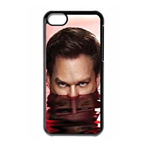 Dexter Blood iPhone 5c Cell Phone Case Black Q6843385