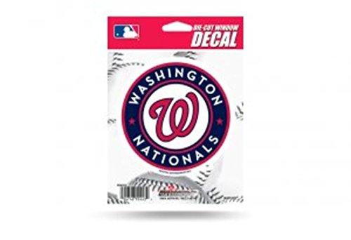 - MLB Washington Nationals Die-Cut Window Decal