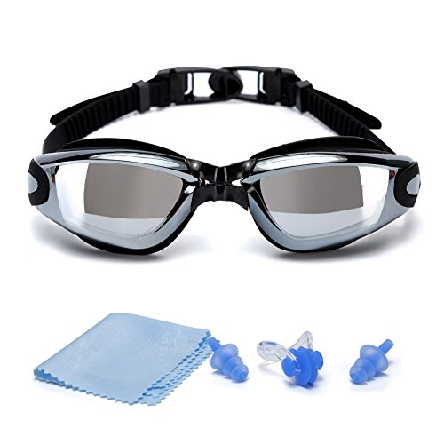 SWIM GOGGLES]Swimming Goggles for Adult Men Women Youth Kids Child,Swim Goggles with 100% UV Protection,Anti Fog Technology Ultra Comfort