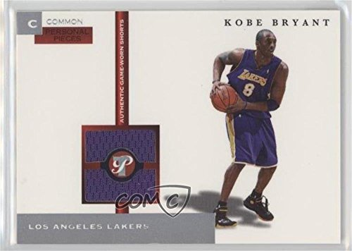 Kobe Bryant #/350 (Basketball Card) 2005-06 Topps Pristine - Personal Pieces Relics #PPC-KB