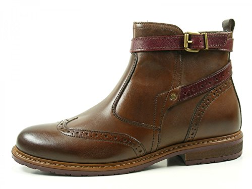Womens Tamaris Chelsea 354 25004 Braun Boots Brown Belin 6wfZCq