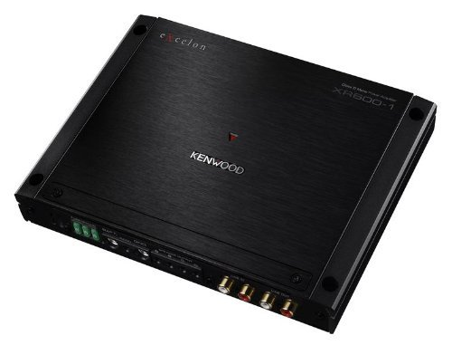 Kenwood XR600-1 eXceleon Reference Fit Mono Digital Power Amplifier