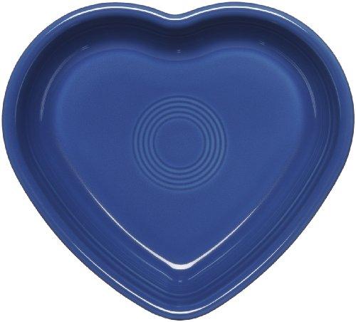 Fiesta 17-Ounce Heart Bowl, Medium, -