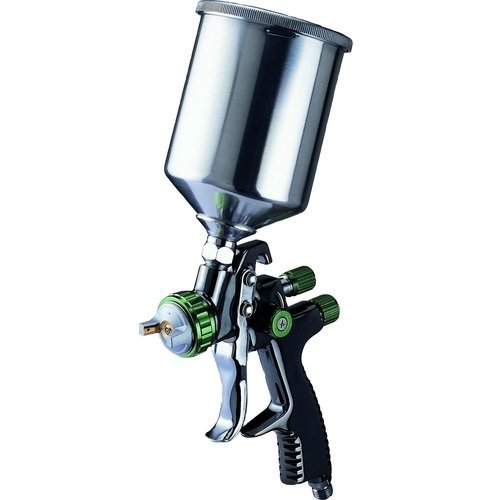 Transtar 7718S Stainless LVLP Spray Gun with 1.8mm Nozzle by TRANSTAR (Image #1)