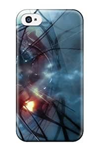 New Style ThomasSFletcher Blue Premium Tpu Cover Case For Iphone 4/4s