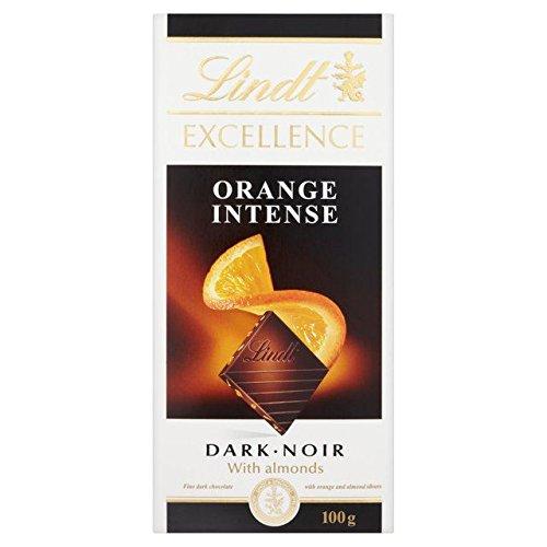 Lindt Excellence Intense Orange - 100g