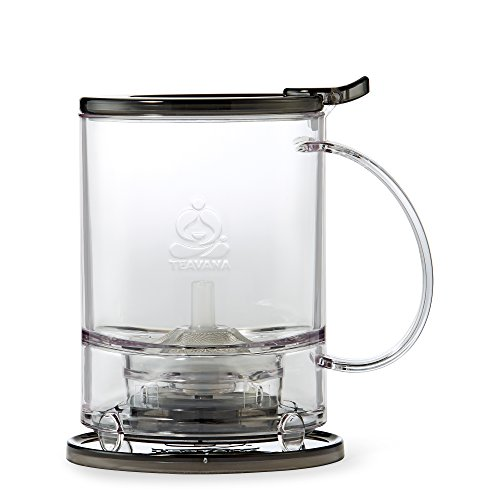 Teavana , Black Teavana Perfectea Maker , 16oz