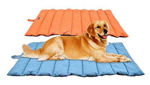 Uniquorn Oversized Waterproof Lattice Mat Pet Dog Comfortable Mat Outdoor Easy To Clean Non-Stick Hair Pet Mat