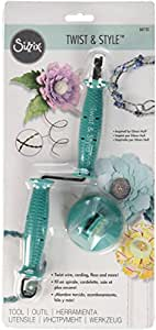 Sizzix 661113 Twist Tool Accessory Inspired by Eileen Hull