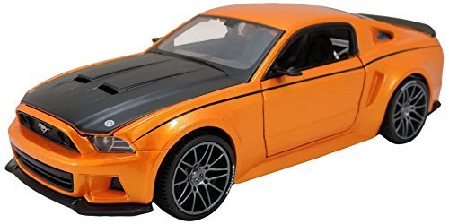 Top 10 best model cars kits to build mustang for 2019