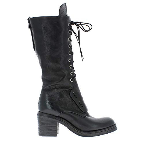 98 263306 A Nero As98 Bottes Noir Airstep s Ankle 201 Ow5xRCI5q6