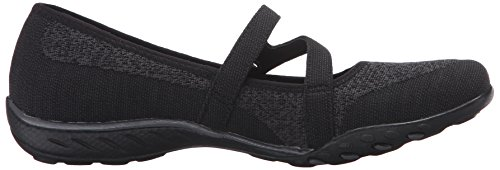 Breathe Femme Noir Lady Easy Skechers lucky Baskets Basses black p0wd0FqY