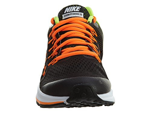 Nike Zoom Pegasus 33 (GS), Scarpe da Corsa Bambino nero