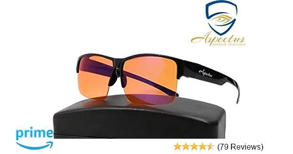 043cf74362ba Amazon.com   Aspectus Fitover Blue Light Blocking Glasses