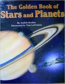 The Golden Book of Stars and Planets (Intermediate Books ...