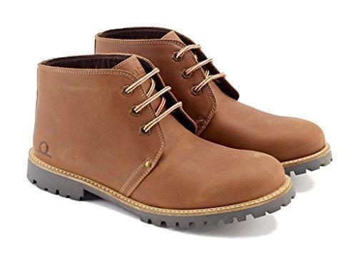 Chatham Herren Colorado II Combat Boots Dunkle Tan