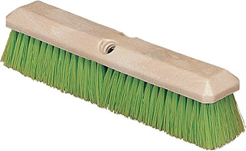 Carlisle 36121475 Commercial Vehicle Wash Brush   14   Green
