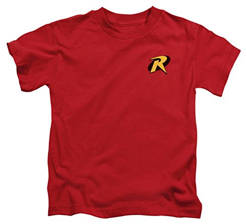 Juvenile: Batman - Robin Logo Kids T-Shirt Size 7]()