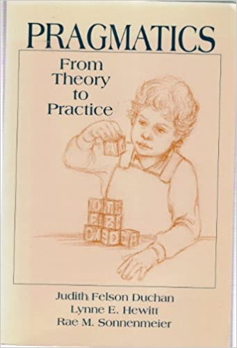 Book Pragmatics: From Theory to Practice