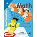 Math on Target for Grade 5, Yolande Grizinski, 159230110X