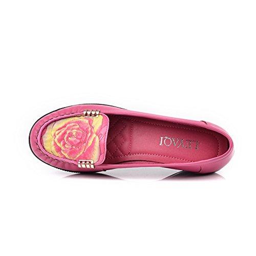 Zapatos de otoño/Zapatos de las señoras del/Mamá y fondo suave zapatos B