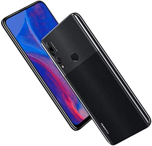 HUAWEI Y9 Prime 2019 STK-LX3 Smartphone 4G 128G Kirin 710 Octa core Auto Pop-Up Triple AI Camera 6.59 inch 4000 mAh Android 9.0(Night Black)