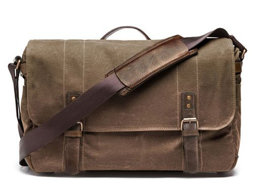 ONA The Union Street Camera and Laptop Bag Ranger Tan by Ona B004GGA0J0