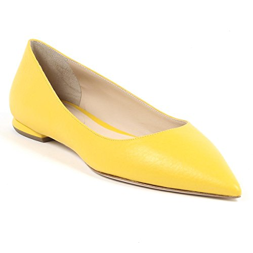 Andrew Charles Door Andy Hilfiger Womens Ballerina Yellow Baltimore