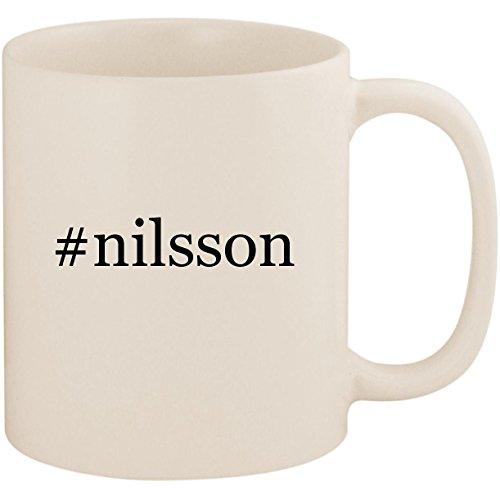 #nilsson - 11oz Ceramic Coffee Mug Cup, White