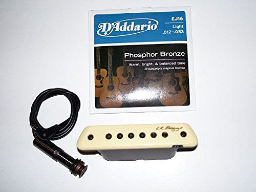 Lr Baggs M1A Series, For steel string Guitar+ 1 set