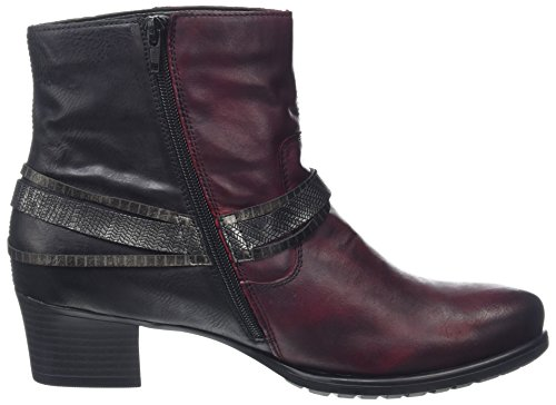 Remonte Women's D3184 Boots Multicolor (Chianti/Schwarz/Fumo/Schwarz-silber/Altsilber) discount cheap cheap sale 2015 new cheap 2015 original online free shipping great deals WbScL3