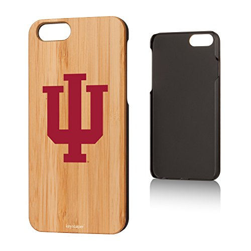Keyscaper Bamboo iPhone 6 / 6S Cases NCAA - Indiana Hoosiers